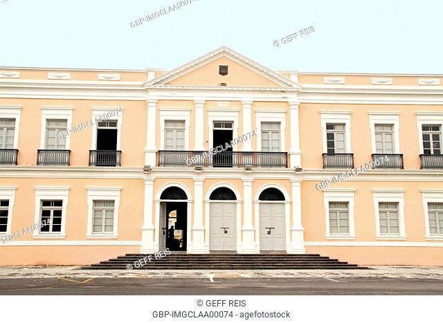 Palácio da Cultura, 7 de Setembro square, Cidade Alta, Natal, Rio Grande do Norte, Brazil