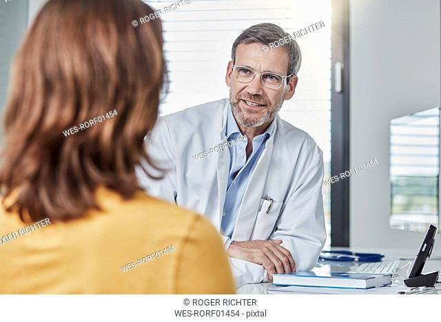 Physician patient talk