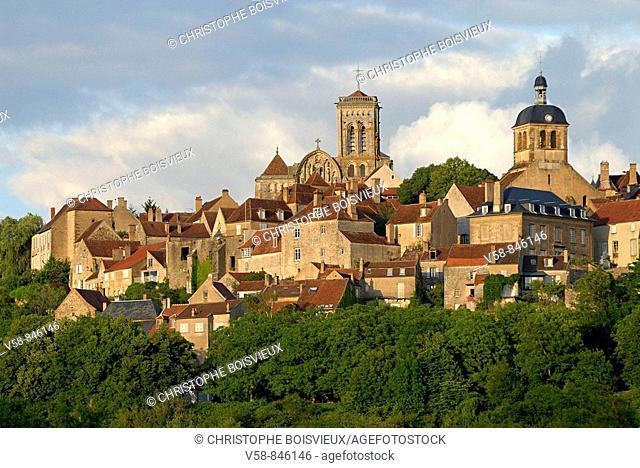 Vezelay, Yonne, France