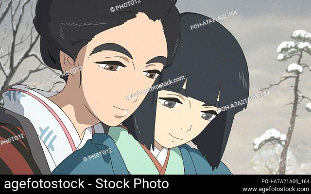 Miss Hokusai Sarusuberi: Miss Hokusai Year : 2015 Japan Director : Keiichi Hara Animation Restricted to editorial use. See caption for more information about...