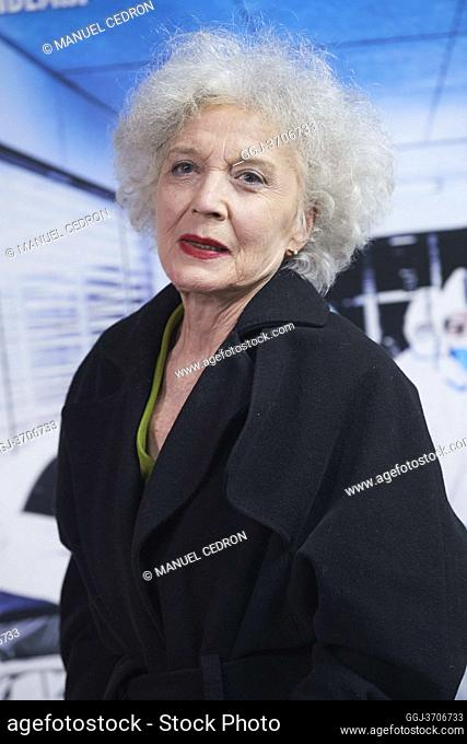 Marisa Paredes attends '2020' Documental Movie Exclusive Premiere at Wizink Center on November 26, 2020 in Madrid, Spain