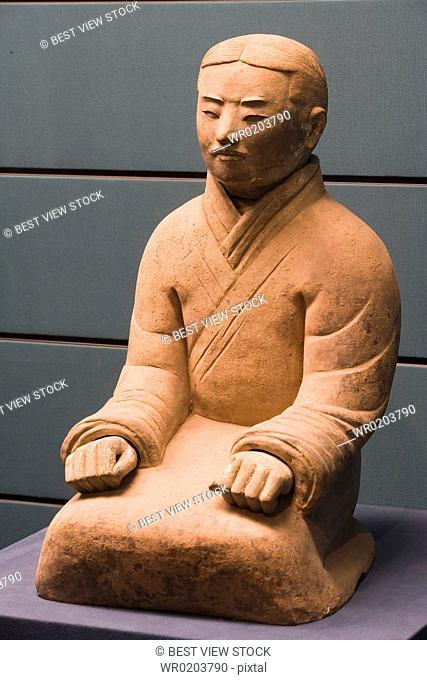 the Emperor Qins Terra-cotta Warriors, Terra-cotta, Terracotta, Terra cotta, Xian