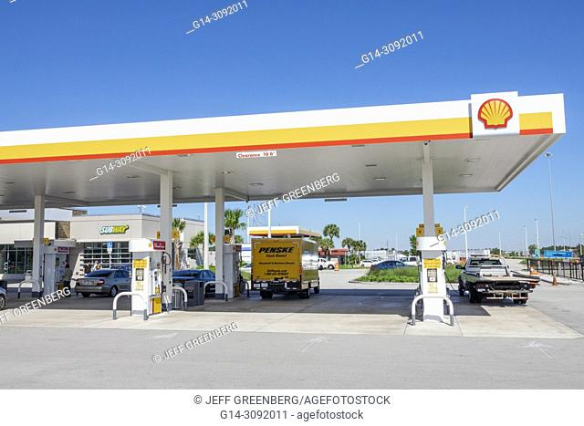 Florida turnpike toll road Stock Photos and Images   age