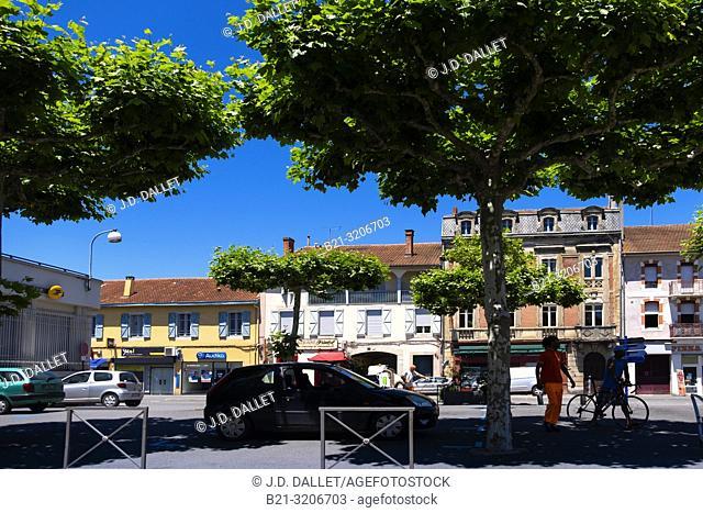 France, Occitanie, Haute Garonne, at Saint Gaudens