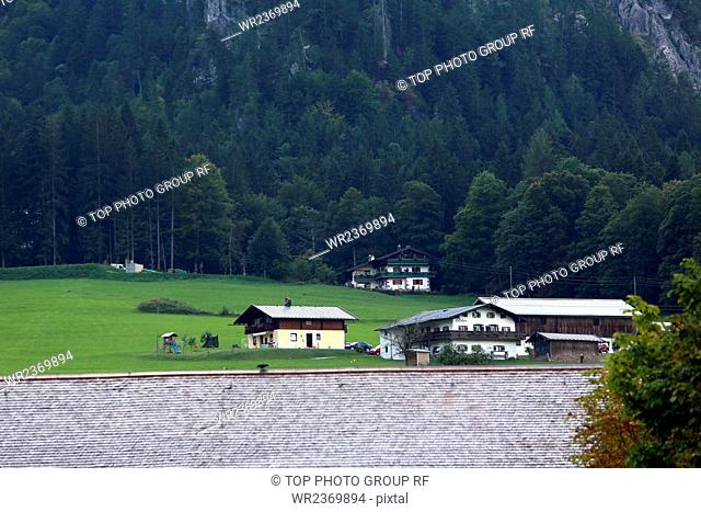 Europe Germany Austria Koenigssee