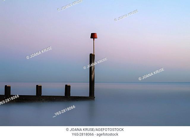 Boscombe Pier, Bournemouth, Dorset, England, UK