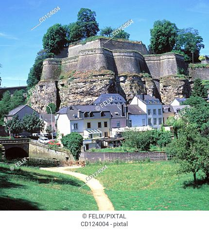 Holy Ghost Citadel. Luxembourg