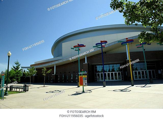 Spokane, WA, Washington, Spokane Arena