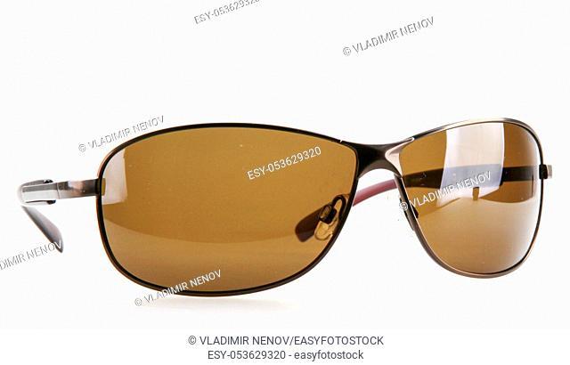 sunglasses isolated on white background