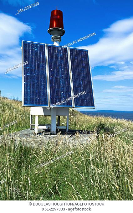 Solar Panels ELECTRICITY ENVIRONMENT Navigation light power by