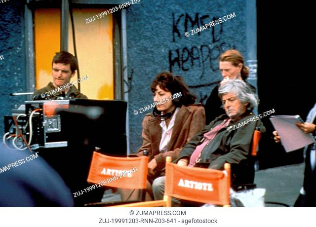 Dec 03, 1999; Hollywood, CA, USA; Actress ANGELICA HUSTON on set during filming. (Credit Image: ZUMA Press/ZUMAPRESS.com) (Credit Image: © ZUMA...