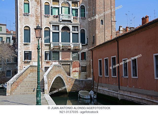 Venice, Veneto, Italy, Europe