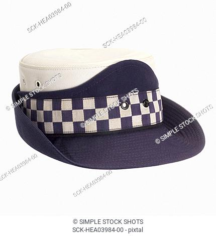 policewomans hat
