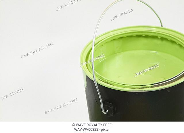 Open Can of Paint
