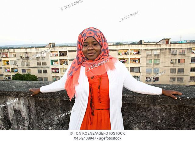 Dharira Hakame, women in zanzibar