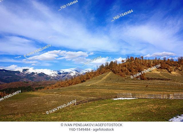 Early Spring, Rila Mountains, Bulgaria