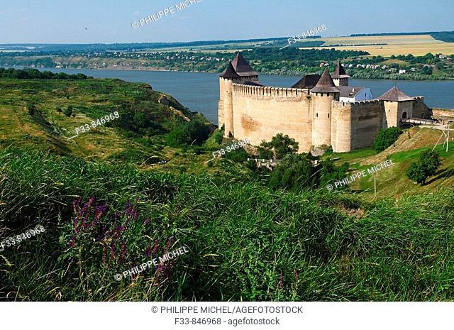 Khotyn fortress, Khotyn, Chernivtsi Oblast, Ukraine
