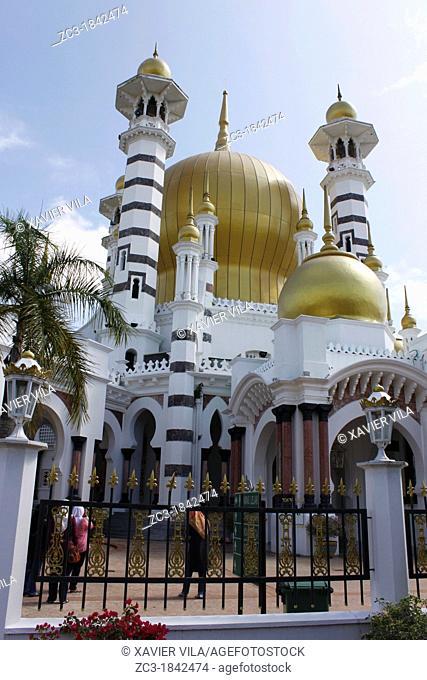 Great mosque, Kuala Kangsar, Perak, Malaysia