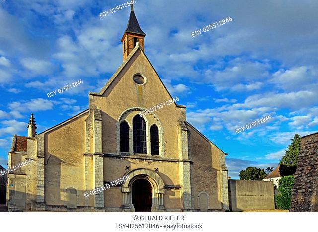 church sainte foy in chartres