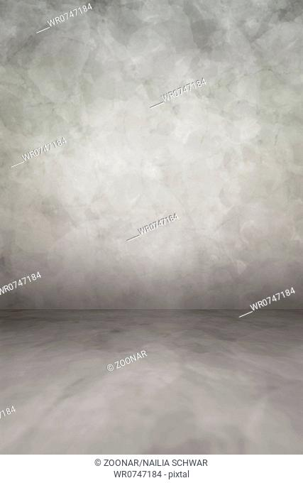 Grunge Background with 3D Effect