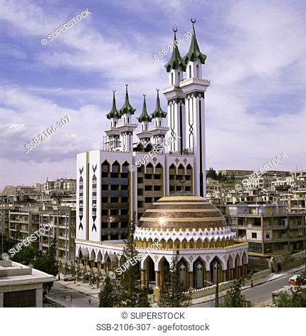 Al- Rahman Mosque Aleppo Syria