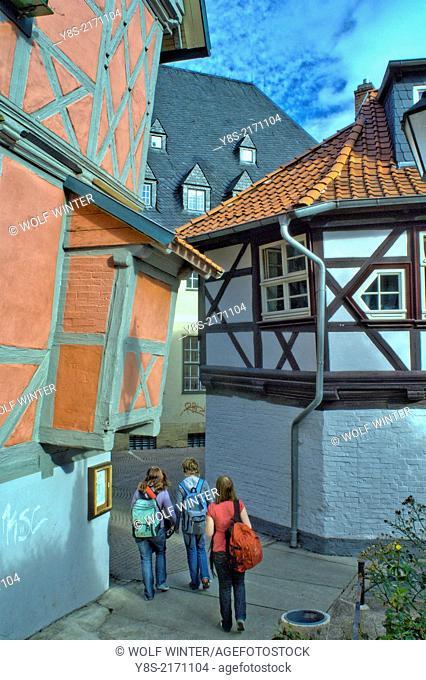 Wernigerode, Saxony-Anhalt, Germany