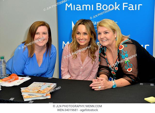 Emmy Award–winning star of Food Network Giada De Laurentiis In Conversation With Della Heiman and signing copies of her new book 'Giada's Italy: My Recipes for...