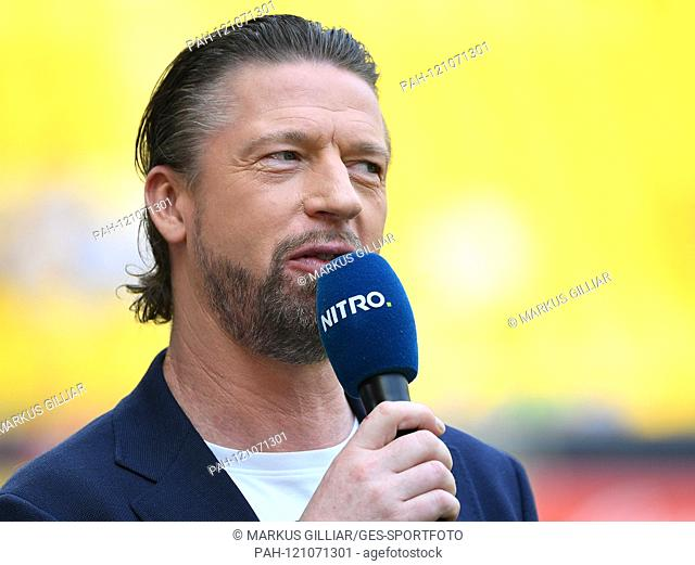 Steffen friend (RTL expert). GES / Football / Training Game and Public Training of the German National Team in Aachen, 05.06