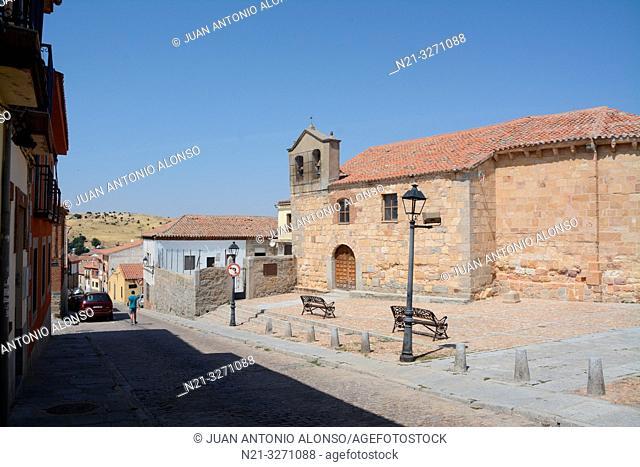 Ermita de San Esteban. Avila, Castilla-Leon, Spain, Europe