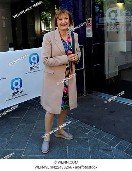 Tessa Jowell seen out in London at LBC Radio studios Featuring: Tessa Jowell Where: London, United Kingdom When: 15 May 2015 Credit: WENN.com