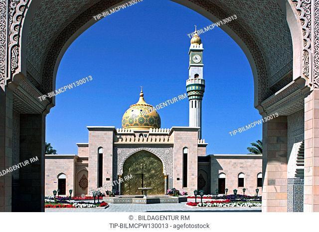 Oman, Zawawi Moschee in Muscat, Zawawi Mosque in Muscat