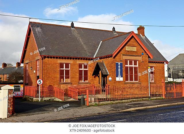 stevenson national school dunmurry belfast uk