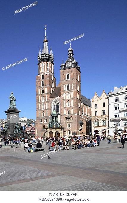Poland, Cracow