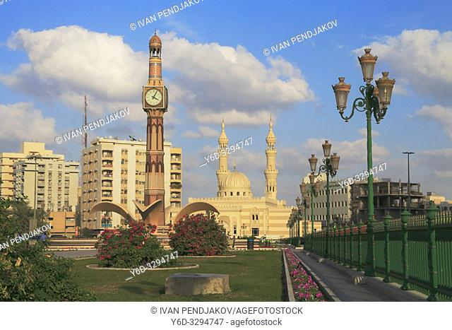 Sharjah Clock Tower, Sharjah, UAE