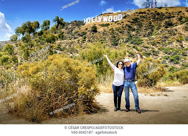 Hollywood Signal- Los Angeles, California (EEUU)
