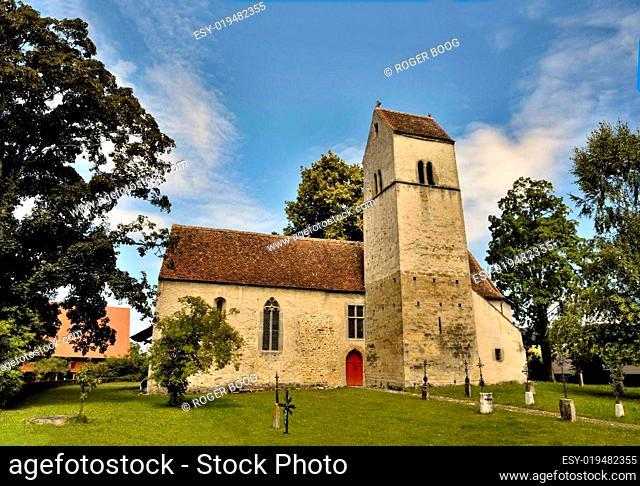 St. Martin auf Kirchbühl