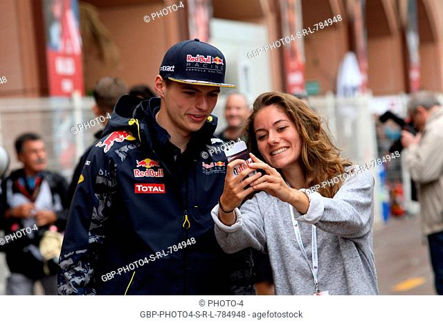 29.05.2016 - Max Verstappen (NED) Red Bull Racing RB12