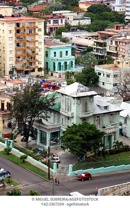 Havana Residential Architecture - Cuba
