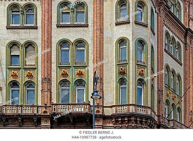 Hotel of Budapest Klotild Palace in Budapest