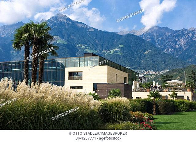 Therme Merano, Trentino, Alto Adige, Italy, Europe