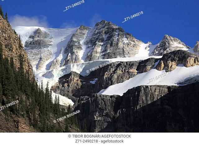 Canada, Alberta, Banff National Park, Valley of Ten Peaks,