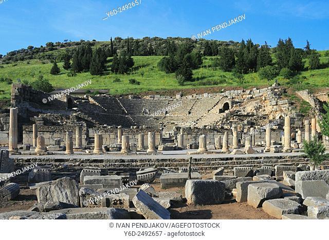 Odeon, Ephesus, Turkey