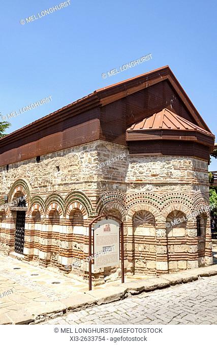 Saint Paraskeva Church, Nessebar, Bulgaria