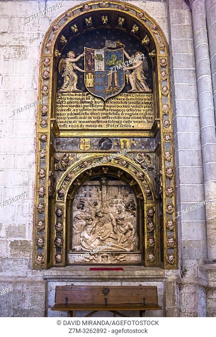 Catedral de Santa María. Ciudad Rodrigo. Salamanca. Castilla León. España