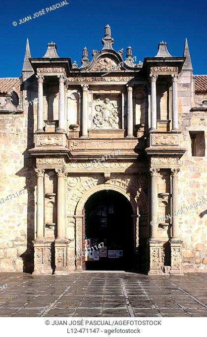 Iglesia de San Juan Bautista, Hinojosa del Duque, Cordoba province, Spain