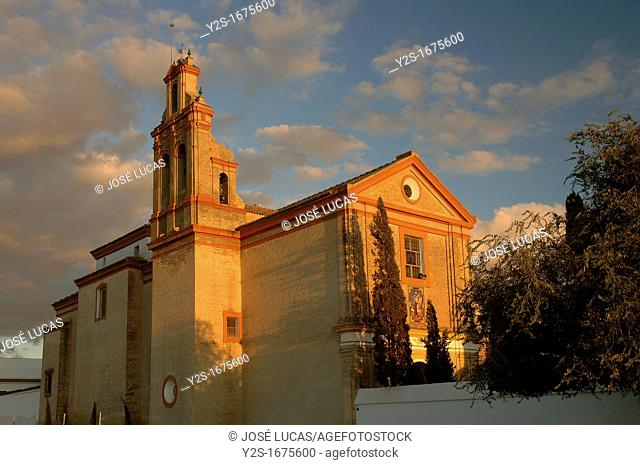 Loreto Monastery, Year 1727, Espartinas, Seville-province, Spain