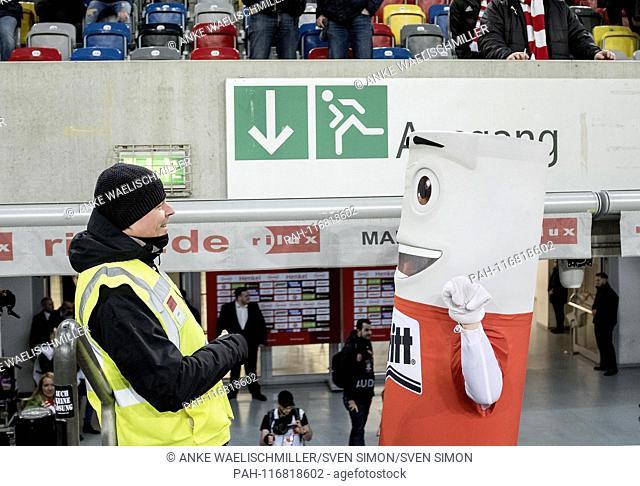Mascot Of The Vfb Stuttgart Stock Photos And Images Agefotostock