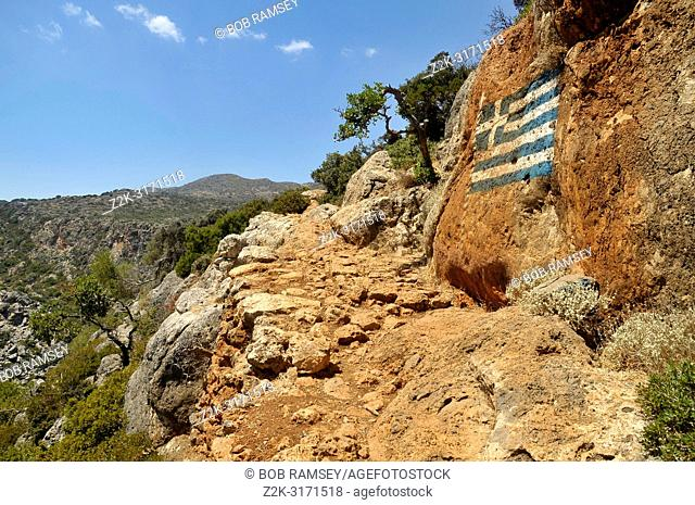 Detail and colors in Crete