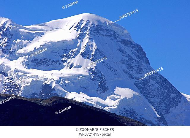 Peak Breithorn, Zermatt