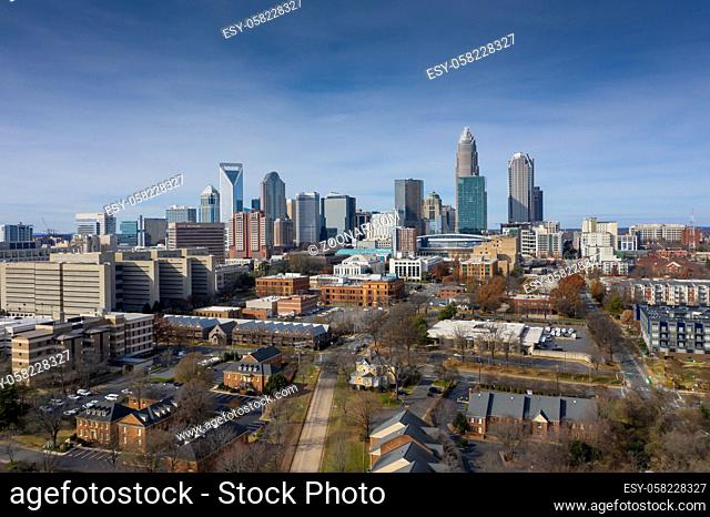 Charlotte is the most populous city in the U.S. state of North Carolina. Located in the Piedmont, it is the 16th-most populous city in the United States and...